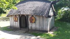 Viking playhouse for