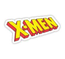 X-men logo sticker Sticker