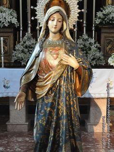 Imaculado Coração da Virgem Maria