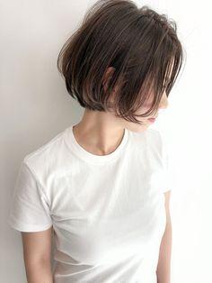 Hair Inspo, Bob Hairstyles, Short Hair Styles, Hair Cuts, Hair Beauty, Women, Fashion, Short Hair, Beauty
