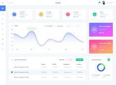 Dribbble - by TushiT Dashboard Design, Dashboard App, Dashboard Interface, App Ui Design, User Interface Design, Form Design Web, Mobile Application Design, Ui Design Inspiration, Ui Web