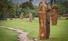 """El Infiernito: Ancient Archaeoastronomical Site In Colombia: Called """"Little Hell"""" By The Spanish"""