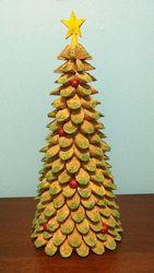 Cork Holiday Tree - large size