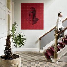 Star Wars wanddecoratie Ixxi icon imperial guard groot | Musthaves verzendt gratis