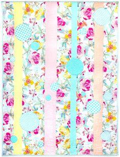 = free pattern = Elsie Quilt by Marinda Stewart for Michael Miller Fabrics
