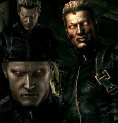 Albert Wesker, The Evil Within, My Muse, Resident Evil, Videos, Jon Snow, Sci Fi, Fan Art, Devil