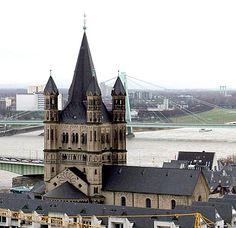 Köln - Groß St. Martin