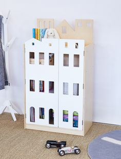 Manhattan Bookcase Storage Unit | HipKids