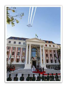 Parliament of the Republic of South Africa The Republic, South Africa, Street View, Mansions, Architecture, House Styles, Arquitetura, Manor Houses, Villas