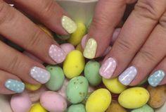 The Best Easter Nail Designs @Beth J Bartlett