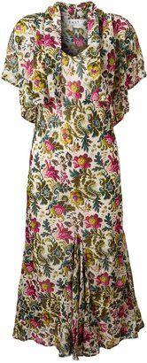 ShopStyle: Women's East 2 in 1 olivia print dress