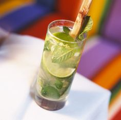 How to muddle a Mojito