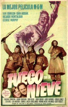 Fuego en la nieve (1949) tt0041163 PP