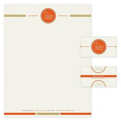 Letterhead By Jaime Van Wart Graphic Design