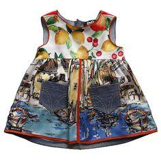 Dolce & Gabbana Junior Spring 2012