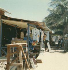 Vietnamese market, 1965