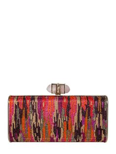 Singaraja Crystal Clutch by Judith Leiber at Gilt
