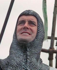 Monty Pythons Holy Grail.