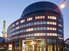 Hannover Novotel Hannover Germany, Europe Novotel Hannover is perfectly located for both business and leisure guests in Hannover. The property features a wide range of facilities to make your stay a pleasant experience. Facilities like free Wi-Fi in all rooms, 24-hour front desk, facilities for disabled guests, luggage storage, car park are readily available for you to enjoy. Some of the well-appointed guestrooms feature closet, towels, carpeting, television LCD/plasma screen,...