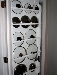 lid storage by Nina<3