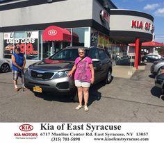 I BOUGHT MY CAR AT KIA OF EAST SYRACUSE FROM EDUARDO CASTILLO.-Patricia Douglas, Monday, July 27, 2015  http://www.kiaofeastsyracuse.com/?utm_source=Flickr&utm_medium=DMaxxPhoto&utm_campaign=DeliveryMaxx