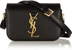 Saint Laurent Monogramme Sac Université Small Leather Shoulder Bag