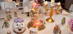 Each Table at This Adorable Wedding Reception Is Based Off a Disney Movie! wedding reception Each Table at This Adorable Wedding Reception Is Based Off a Disney Movie! Wedding Couples, Diy Wedding, Dream Wedding, Wedding Ideas, Wedding Venues, Table Wedding, Trendy Wedding, Reception Table, Reception Ideas