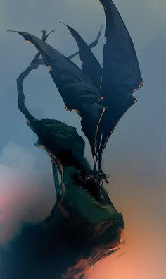 Lucifer's Wings by cobaltplasma on DeviantArt