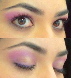 Beautiful Airbrush EyeShadow with Stream Cosmetics!