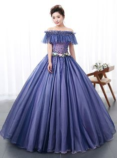73dd5b0a9e In Stock Ship in 48 hours Ready To Ship Off The Shoulder Tulle Dress