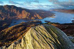 Loch Ard in Trossachs Best Of Scotland, Places In Scotland, Scotland Uk, Beautiful Places To Travel, Wonderful Places, Clan Buchanan, Scotland Landscape, Orkney Islands, Great Walks