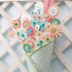 Papier Bouquet