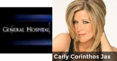 Carly Corinthos Jax | Which Female General Hospital Character are you?