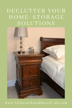 Inspired to Declutter your home by Marie Kondo and Mrs Hinch? Declutter your home: furniture storage solutions from Lock Stock and Barrel Furniture. Mahogany Furniture, Walnut Furniture, Barrel Furniture, Home Decor Bedroom, Bedroom Furniture, Living Room Decor, Living Spaces, Declutter Bedroom, Declutter Your Home