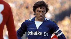 KLaus Fischer - Schalke 04 deutscher Nationalspieler