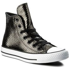 Converse Chuck Taylor All Star Sloane Monochrome Leather Hi