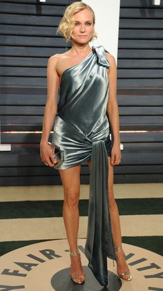 Catch every killer style moment that happenedoff the Oscars red carpet, from awards shows to afterparties
