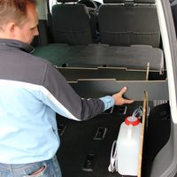 KAUA'I Camper - Stecksystem VW T5 - KAUAI Camper