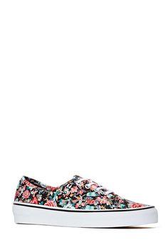 Vans Authentic Slim Sneaker