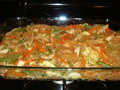 How To Make Pancit ( Filipino Noodles)
