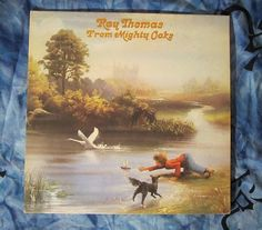 Ray Thomas ~From Mighty Oaks(1975,Rock) LP $5.00