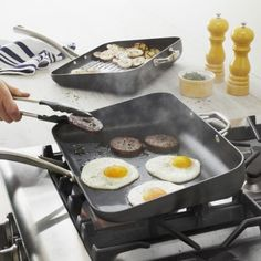 Grill and Griddle Set