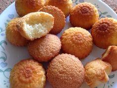My Mind Patch: Mini Vanilla Sponge Cake [Kueh Buhulu] {R}