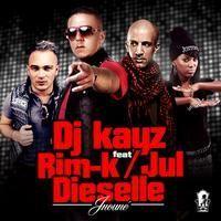 DJ KAYZ feat. RIM-K, JUL & DIESELLE - Jnoune - Extended Mix