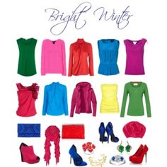 Bright winter brights