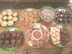 12 hours notice, 50 dollars in ingredients, 7 platters for a PTA meeting. I think I did pretty good