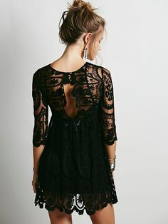 Free People Teardrop Pixie Dress at Free People Clothing Boutique