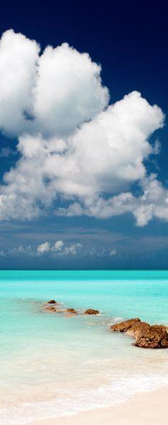 Providenciales Island in Turks & Caicos Pelican Beach