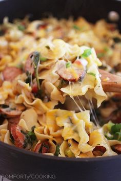 This delicious pasta dish recipe will have your entire family asking when you'll be making it again.