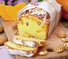 Baby Food Recipes, Cake Recipes, Dessert Recipes, Pastry And Bakery, Loaf Cake, No Cook Desserts, Sweet Bread, Pumpkin Recipes, Kefir